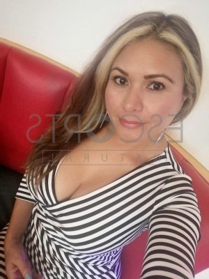 Nanette escort, thai massage